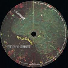"""GU's Jazz Collective - Afro Gente / Fuego De Sangre - 12"""" Vinyl"""