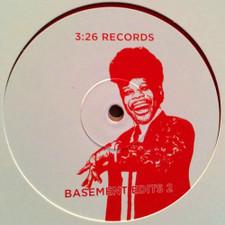"Jamie 3:26 - Basement Edits Vol. 2 - 12"" Vinyl"