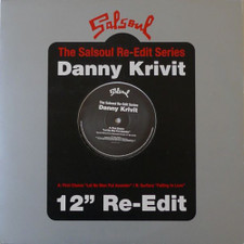 "Danny Krivit - The Salsoul Re-Edit Series Pt. 1 - 12"" Vinyl"