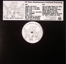 DJ 2Fresh - The Soul Keeper: 10 Year Anniversary - LP Vinyl