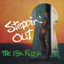 The 13th Floor - Steppin' Out - LP Vinyl