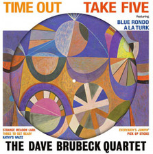 The Dave Brubeck Quartet - Time Out - LP Picture Disc Vinyl