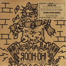 Various Artists - Gqom Oh! The Sound Of Durban Vol. 1 - 2x LP Vinyl