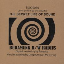 "Budamunk / Radius - Split 45 - 7"" Vinyl"