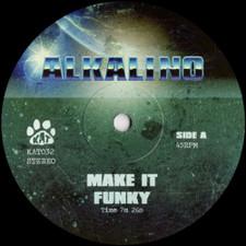 """Alkalino - Edits - 12"""" Vinyl"""