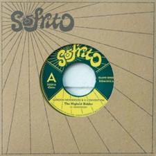 """Gordon Henderson & U Convention - The Highest Bidder / Hard World - 7"""" Vinyl"""