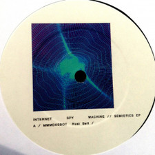 "Internet Spy Machine - Semiotics Ep - 12"" Vinyl"