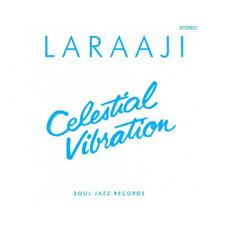 Laraaji - Celestial Vibration - LP Vinyl
