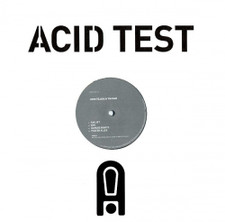 "John Tejada & Tin Man - Acid Test 12 - 12"" Vinyl"