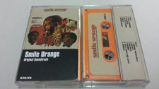 Melba Liston - Smile Orange Original Soundtrack - Cassette