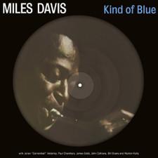 Miles Davis - Kind Of Blue - LP Picture Disc Vinyl