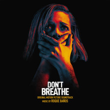 Roque Banos - Don't Breathe (Original Motion Picture Soundtrack) - 2x LP Colored Vinyl