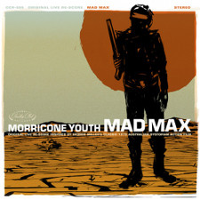 Morricone Youth - Mad Max - LP Colored Vinyl