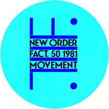 New Order - Movement - Single Slipmat