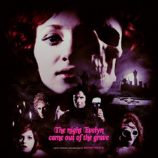 Bruno Nicolai - The Night Evelyn Came Out Of The Grave - 2x LP Colored Vinyl