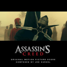 Jed Kurzel - Asassin's Creed (Original Motion Picture Soundtrack) - 2x LP Vinyl