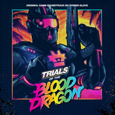 Power Glove - Trials Of The Blood Dragon (Original Game Soundtrack) - 2x LP Colored Vinyl