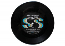 """Will Sessions feat Elzhi - Knowledge Of 12th - 7"""" Vinyl"""