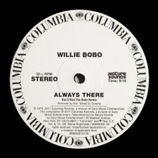 "Willie Bobo - Always There - 12"" Vinyl"