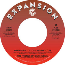"Friends Of Distinction - Whne A Little Love Began To Die / Ain't No Woman - 7"" Vinyl"