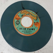 "Monty Neysmith & The Bishops - Skin Flint - 7"" Colored Vinyl"