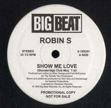 "Robin S - Show Me Love - 12"" Vinyl"