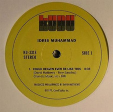 "Idris Muhammad/Grover Washington - Could Heaven/Magic - 12"" Vinyl"