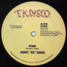 """Jimmy Bo Horne - Spank/Is It In - 12"""" Vinyl"""