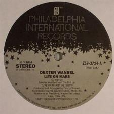 "Dexter Wansel - Life on Mars / Sweetest Pain - 12"" Vinyl"