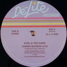 "Kool & The Gang - Summer Madness/Get Down - 12"" Vinyl"