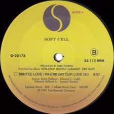 "Soft Cell / Laid Back - Tainted Love/White Horse - 12"" Vinyl"
