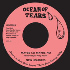 "New Holidays - Maybe So Maybe No - 7"" Vinyl"