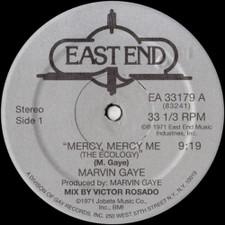 """Marvin Gaye - Mercy, Mercy Me (The Ecology) - 12"""" Vinyl"""