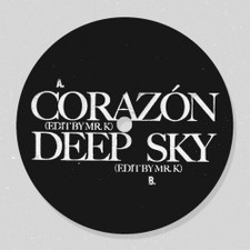 "Mr. K - Corazon / Deep Sky Edits - 12"" Vinyl"