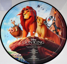 Various Artists - The Lion King (Original Motion Picture Soundtrack) - LP Picture Disc Vinyl