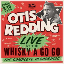 Otis Redding - Live At The Whisky A Go Go 1966 - 2x LP Vinyl