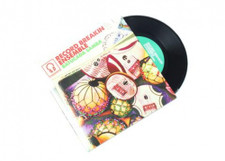 """Record Breakin' Ensemble - Batucada Samba - 7"""" Vinyl"""