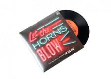 """Pat Van Dyk - Let The Horns Blow - 7"""" Vinyl"""