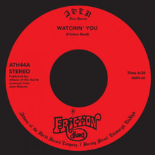 "Friction Band - Watchin' You / To The Sky - 7"" Vinyl"