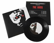 "Mr. Wonderful & Technical J - The Boss - 7"" Vinyl"