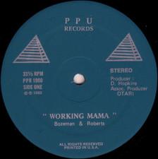 "Bozeman & Roberts / Valentine & Dennard - Working Mama / Grandma - 12"" Vinyl"