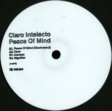 "Claro Intelecto - Peace Of Mind Ep - 12"" Vinyl"