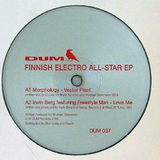 "Various Artists - Finnish Electro All-Star Ep - 12"" Vinyl"