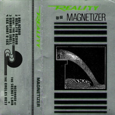 Magnetizer - Reality - Cassette