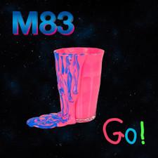"""M83 - Go! - 12"""" Colored Vinyl"""