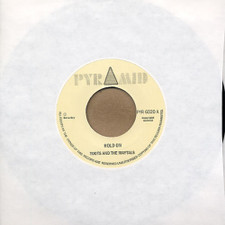 """Toots & The Maytals - Hold On - 7"""" Vinyl"""