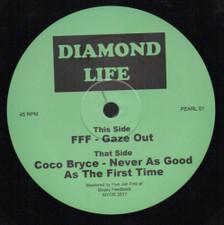 "Coco Bryce / FFF - Diamond Life 01 - 12"" Vinyl"