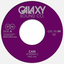 "Blackcash & Theo - Galaxy Vol. 9 - 7"" Vinyl"