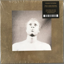 """Young Fathers - Only God Knows - 7"""" Vinyl"""
