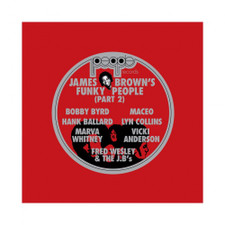 Various Artists - James Brown's Funky People Pt. 2 - 2x LP Vinyl